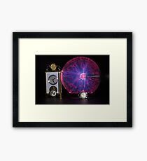 SpaceTime Framed Print