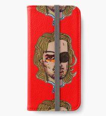 Snake plissken iPhone Wallet/Case/Skin