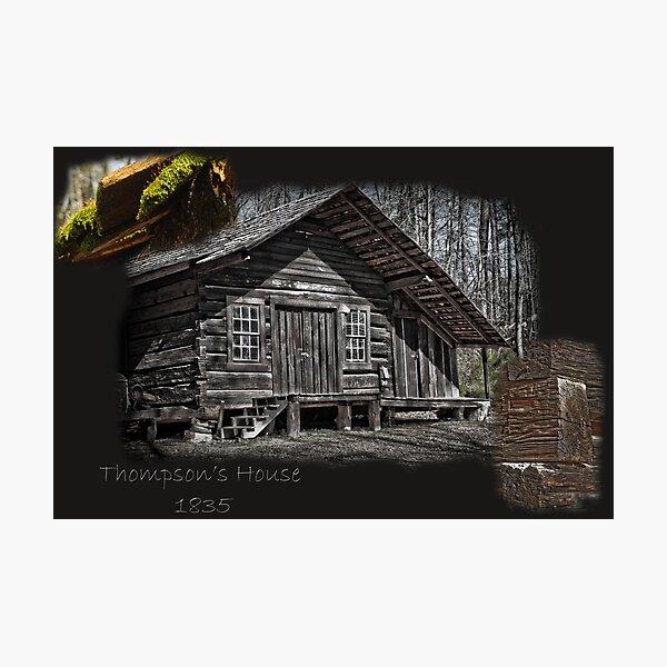 Thompson's Home Photographic Print