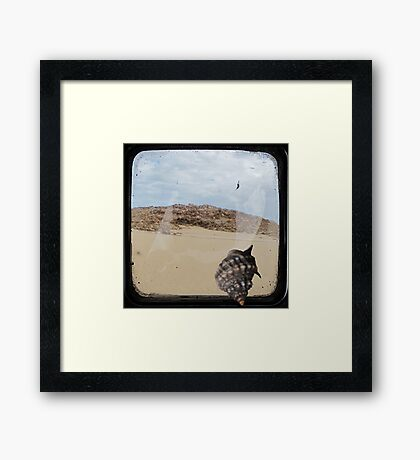 Longing to Return II Framed Print