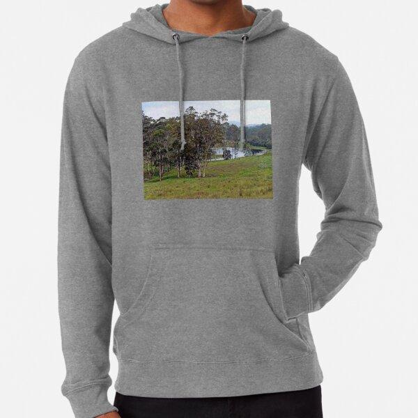 Peaceful Australian Countryside Lightweight Hoodie