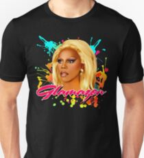 Female phenomenon... She's a GLAMAZON! T-Shirt