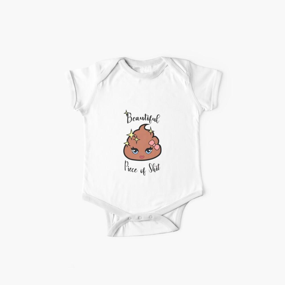 Schönes Stück Scheiße Baby Body