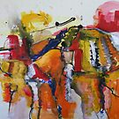 Sun Dancers by Reynaldo