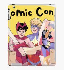 Comic Con! iPad Case/Skin