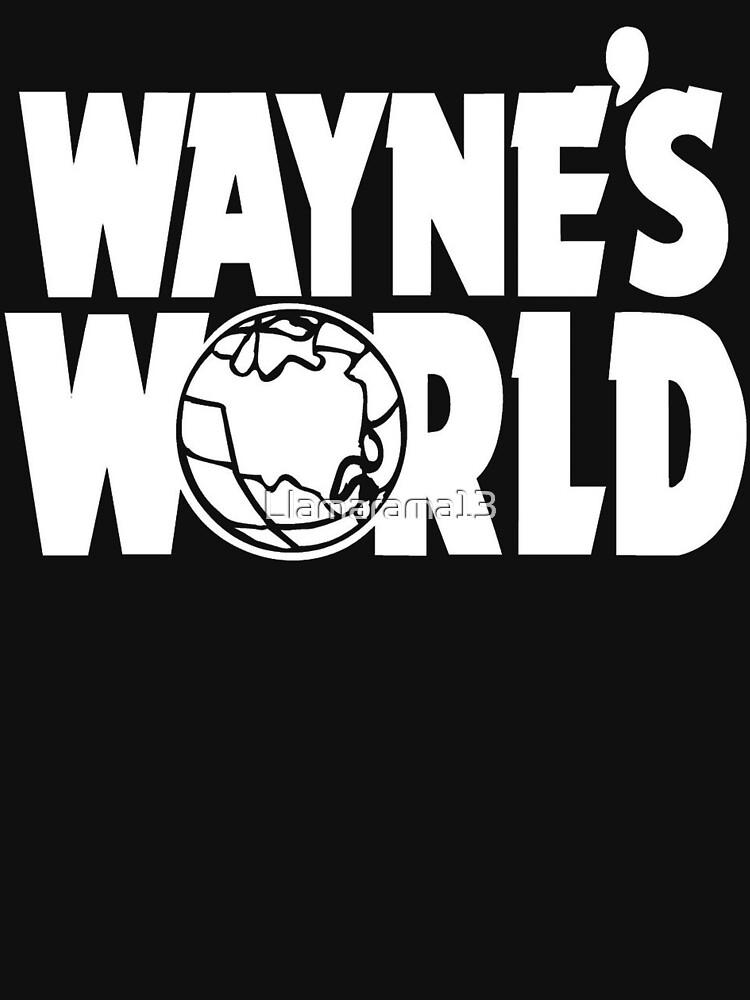 Wayne's World by Llamarama13