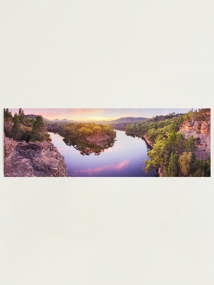Alternate view of Dunns Swamp, Ganguddy, Wollemi National Park, New South Wales, Australia Photographic Print