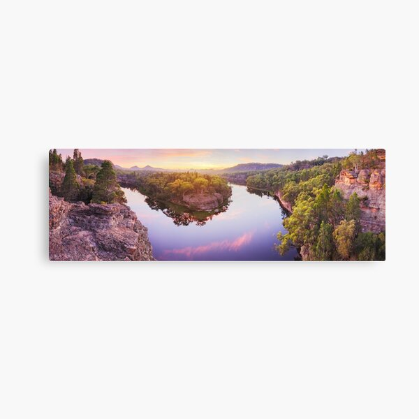 Dunns Swamp, Ganguddy, Wollemi National Park, New South Wales, Australia Canvas Print