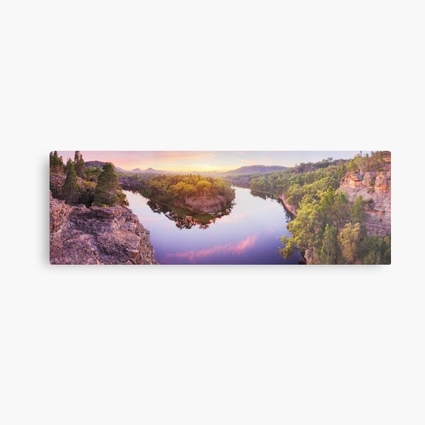 Dunns Swamp, Ganguddy, Wollemi National Park, New South Wales, Australia Metal Print