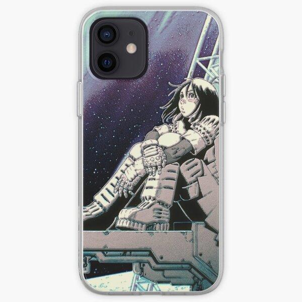 Identity - Battle Angel Alita / Gunnm iPhone Soft Case