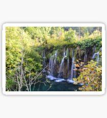 Plitvicer Nationalpark Sticker