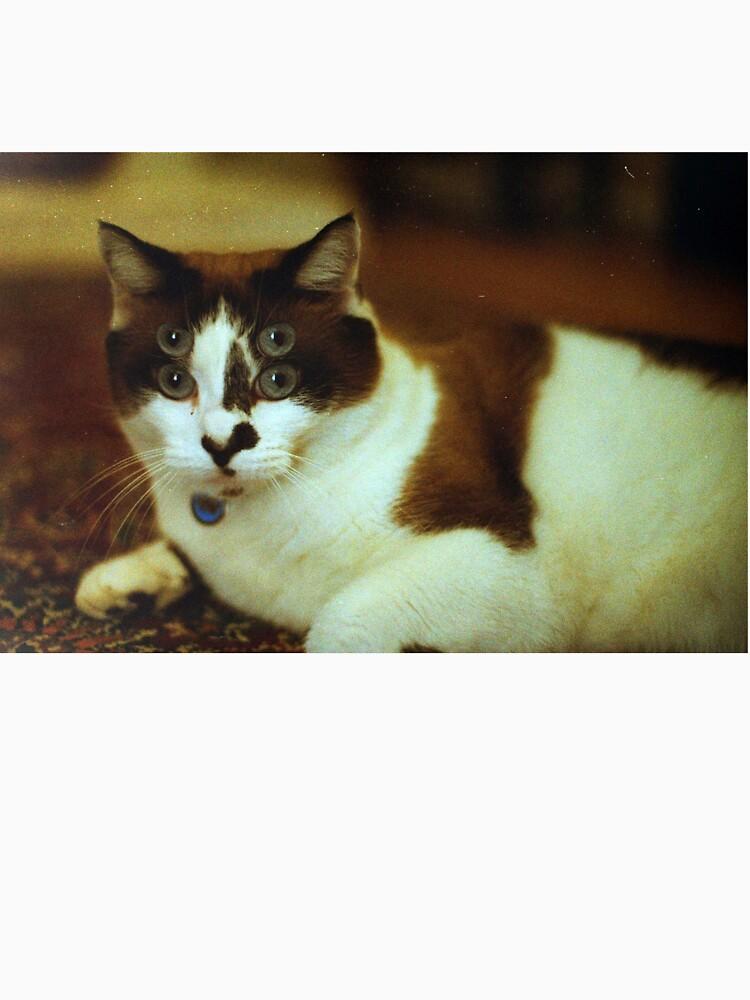 Alien Cat 35mm von Mishymo