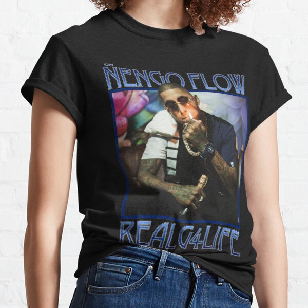 Ñengo Flow RG4L Camiseta clásica