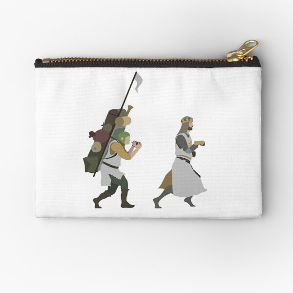 King Arthur Zipper Pouch