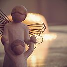 Angel Bokeh by Sarah Moore