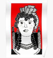Der Favorit - Queen Anne - Alternative Movie Poster Poster