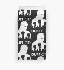 Duff CIty Duvet Cover