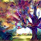 Redreaming Maple Madness  by WENDY BANDURSKI-MILLER