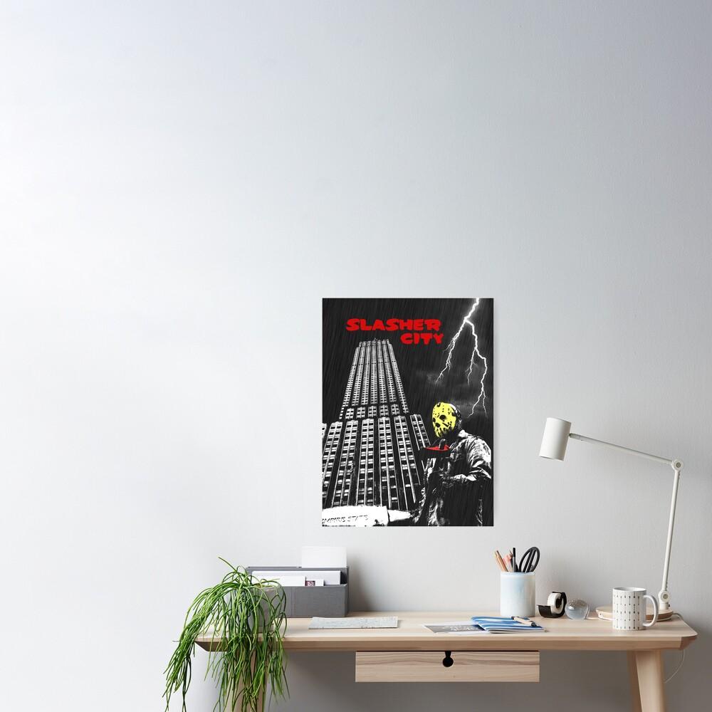 Slasher City Poster
