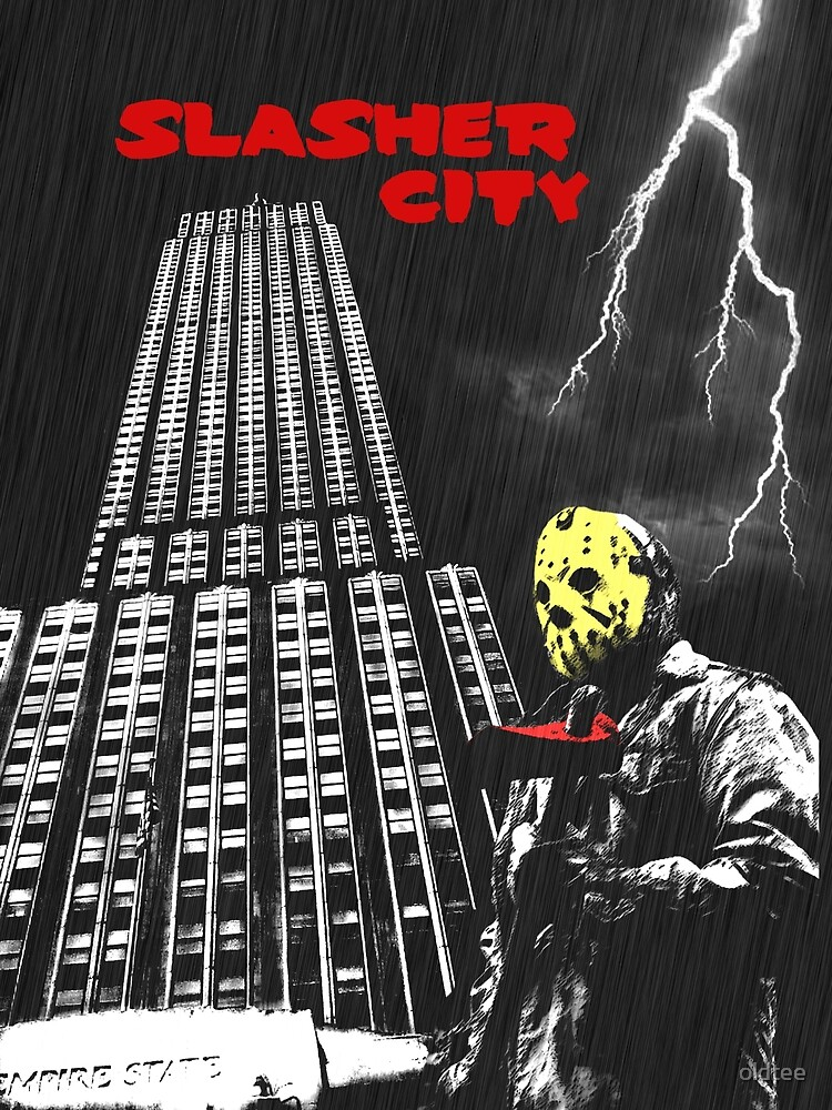 Slasher City by oldtee