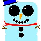 QBerz™ Snowman by skrbly