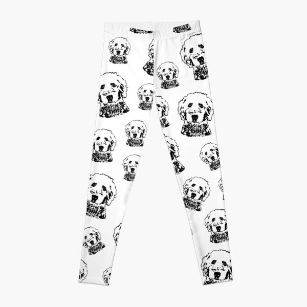 GET BLOWN AWAY WITH GIFTS FOR THE  GOLDENDOODLE DOG  LOVER FROM MONOFACES IN 2021 Leggings