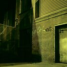 Dark Corner by Mary Grekos