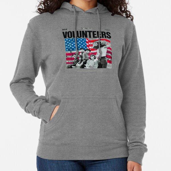 Jefferson Airplane: Volunteers. Lightweight Hoodie