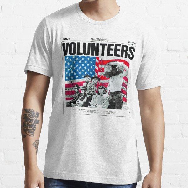 Jefferson Airplane: Volunteers. Essential T-Shirt