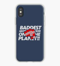 Limited Edition Baddest Mf'er On The Plant Tom Brady, New England Patriots 6 Rings, Tb12 Shirts, Mugs & Hoodies iPhone Case