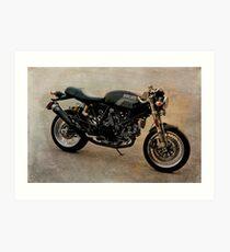 Ducati Art Print