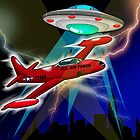 UFO Dogfight by Lytebound
