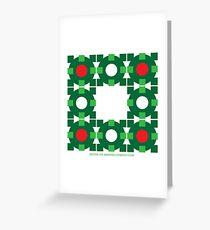 Design 259 Greeting Card