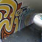 Maori Street Art by Rangi Matthews