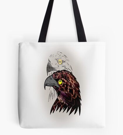Eagle (1532 Views) Tote Bag