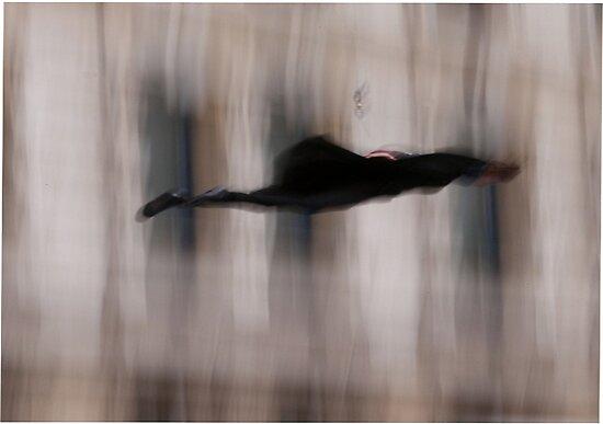 Photo of Sherlock Falling by zoethesupernova