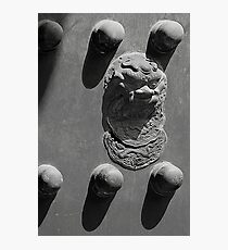 Forbidden Entry - Forbidden City - Beijing Photographic Print