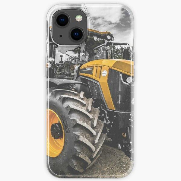 JCB Fastrak 2018 Coque souple iPhone