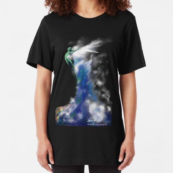 Dance of the Sea Slim Fit T-Shirt