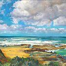 Craypot Bay by Lynda Robinson
