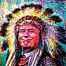 Chief in Chief - Hippy Edition by MoustacheHouseQ