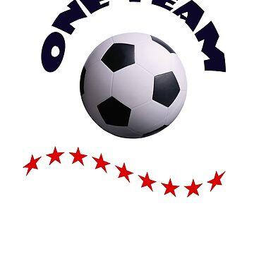 One Team by carlosmendoza