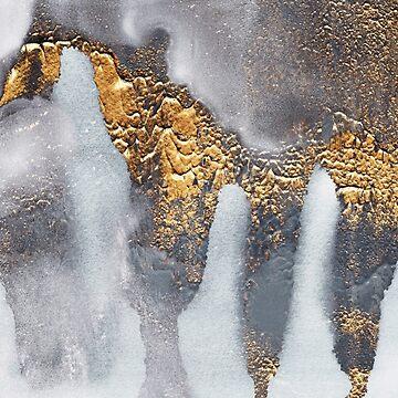 Konkretes Gold von foto-ella