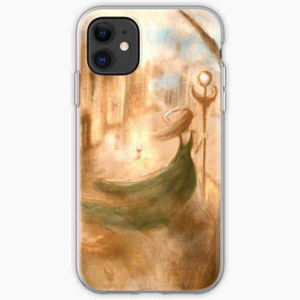 Desert Rose iPhone Soft Case