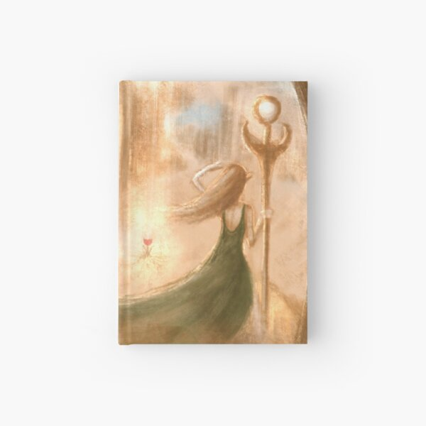 Desert Rose Hardcover Journal