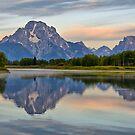 Mount Moran Sunrise by Teresa Zieba