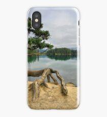Lac Beauvert, Jasper National Park iPhone Case/Skin
