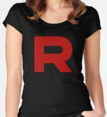 Rocket Grunt Uniform Women's Fitted Scoop T-Shirt