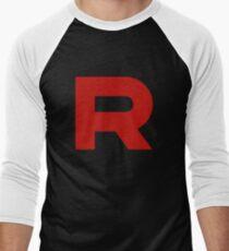 Rocket Grunt Uniform Men's Baseball ¾ T-Shirt