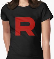 Rocket Grunt Uniform Women's Fitted T-Shirt
